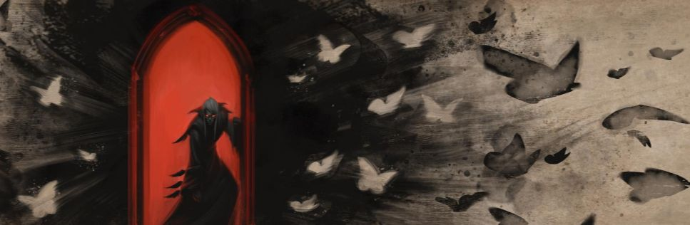 小法师、魔腾、吸血鬼背景更新:揭秘黑玫瑰的诞生