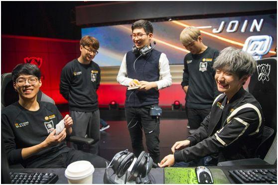 外媒采访ROX教练:ANX可能会成为历史最强外卡战队